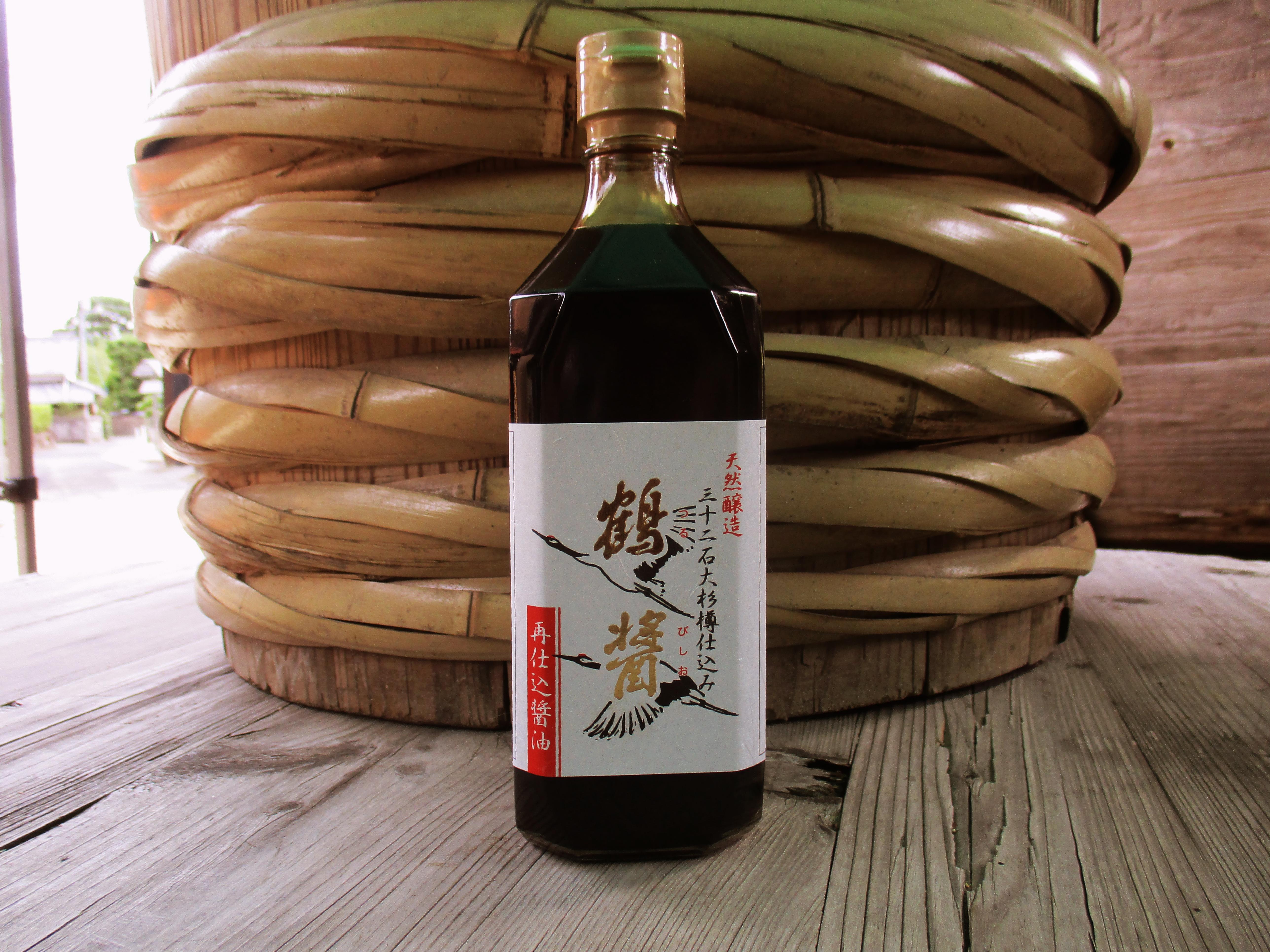 「鶴醤」(つるびしお)